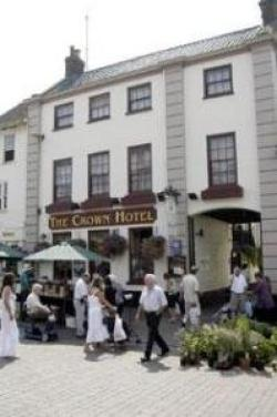 Crown Hotel, Fakenham, Norfolk