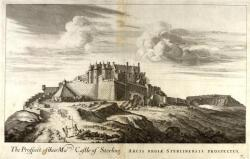Stirling Castle Falls to Edward I