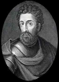 William Wallace is hanged, drawn and quartered