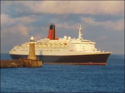 QE2 Launched