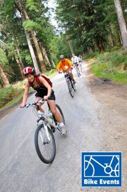New Forest bike ride for Orchid Cancer Care